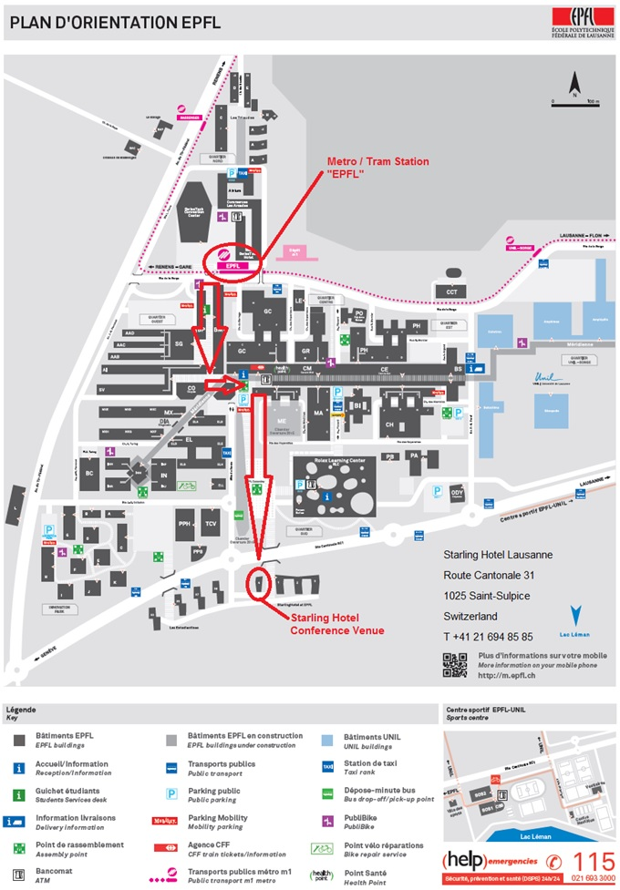 EPFL map new